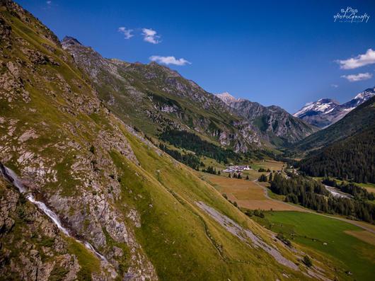 La Vanoise - Proche de Bonneval sur Arc - Savoie