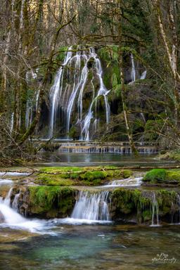 Cascade des Tufs - Les Planches près d'Arbois - Jura