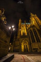 Cathédrale St Etienne - Metz