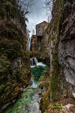 Gorges de Langouette - Jura