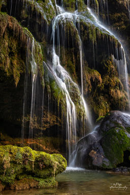 Cascade des Tufs - Baume les Messieurs - Jura