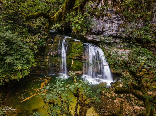 Cascade des Combes - St Claude - Jura