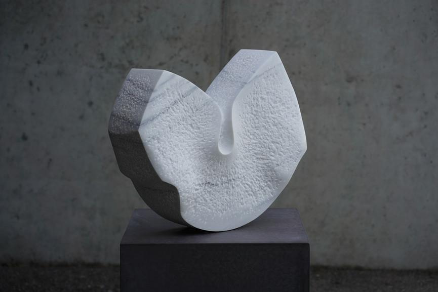 Fortissima, Marmor Lasa, Höhe ca. 50 cm