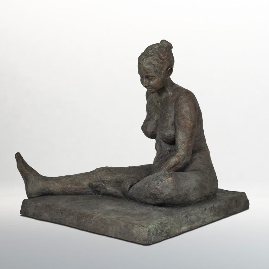 Helena, Bronze, Höhe ca. 75 cm