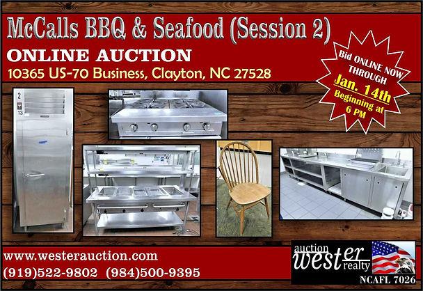 Restaurant Equipment North Carolina