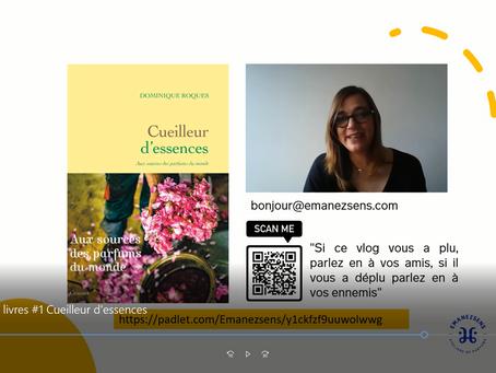 #1 Cueilleur d'essences par Dominique Roques aux éditions Grasset