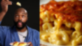 Lawrence Page Hustle and Soul Tasty Mac and Cheese