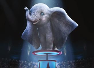 История одного необычного слоненка «Дамбо»
