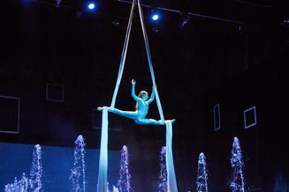 Шоу «Тайна музея снов» в цирке Аквамарин