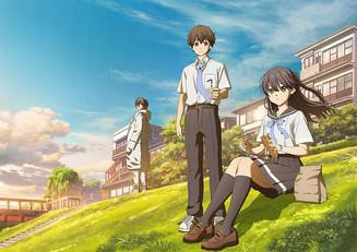 """Аниме """"Здравствуй мир"""" кинокомпания ВОЛЬГА выпустит в онлайн-кинотеатрах 8 июля."""