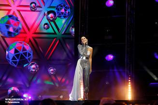 Алсу представила шоу «Не молчи» на Главной сцене страны!