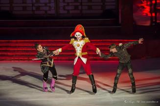 Новогодний ледовый мюзикл «Щелкунчик и мышиный король»!