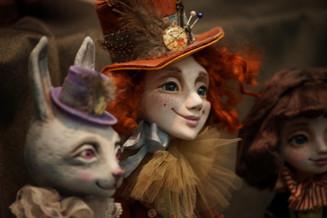 «VII Международный Весенний Бал Авторских Кукол» в Москве