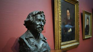 В Третьяковской галерее открылась выставка картин Ильи Репина