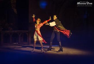 «Ромео и Джульетта» встали на коньки