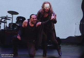 Мистическая драма в стиле рок «Паганини»: «Один лишь шаг сможет все решить…»