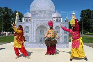 Фестиваль Индийской культуры в Москве