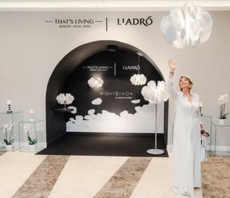 В That's Living презентовали новую коллекцию света Nightbloom от Marcel Wanders и Lladró
