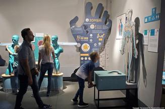 «Живые каникулы» в Музее человека «Живые системы»