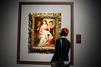 «Неизвестный Ренессанс»: шедевры живописи XIV-XVII веков из частных собраний»