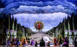 Премьера балета «Хрустальный Дворец»