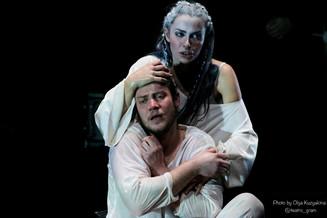 Легенда о Хромоножке: сага на сцене Театра Вахтангова