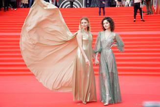 Церемония открытия 41-го Московского Международного кинофестиваля.