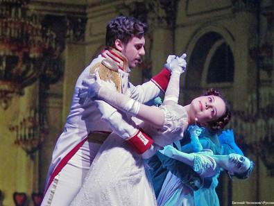 Продолжаются репетиции оперы-драмы «Le prince Andre. Князь Андрей Болконский»