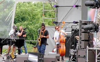 В музее-заповеднике «Коломенское» прошел XVI фестиваль «Усадьба Jazz»