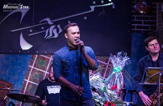 Сольный концерт Дмитрия Ермака в Glastonberry Pub
