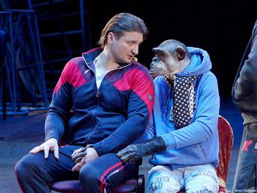 Большой Московский цирк пригласил зрителей на репетицию