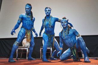 Cirque du Soleil «ТОРУК – Первый полет»: фантастика Кэмерона теперь и на сцене