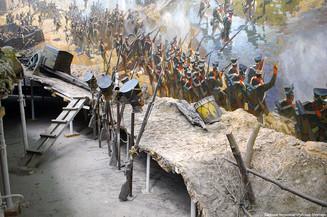 Панорама «Бородинская битва» будет отреставрирована на глазах у посетителей