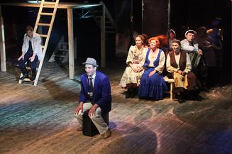 «Любовь и голуби» в Театре на Юго-Западе