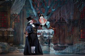 Балет «Щелкунчик» в рамках Летних балетных сезонов в РАМТе.