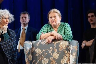 В Малом театре репетируют спектакль-бенефис Ирины Муравьёвой