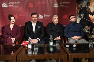В Государственном Историческом музее состоялась презентация фильма «Тобол» и открытие выставки «В Си