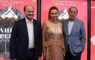 """Мюзикл """"Анна Каренина"""" покоряет большие экраны!"""