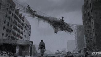 Запущена краудфандинговая кампания фантастического сериала ZONA