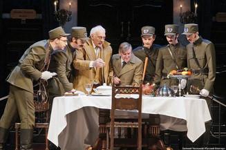 Малый театр отметит день рождения Эйнштейна премьерой спектакля «Физики»