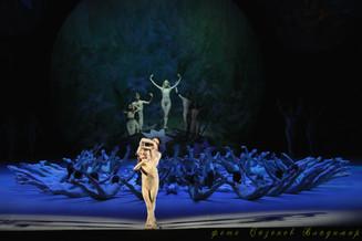 «Сотворение мира» Театра классического балета покорило московскую публику