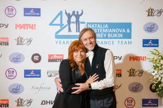 Бестемьянова и Букин: 40 лет вместе в спорте и творчестве