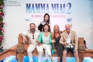 «Maма Mия! 2» и песни шведского квартета ABBA