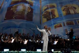 «Я призываю Вас любить и наставления Бога слушать…» - Николай Басков презентовал альбом «Верую» в Кр