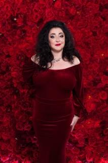 Галия Ахматова сшила идеальное концертное платье для Лолиты