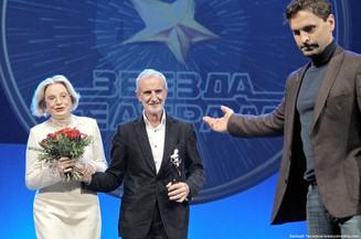 Премия «Звезда театрала» - эпизод X
