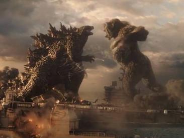 «Годзилла против Конга» Один из них падёт или нет?