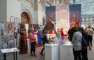 Театр «Русская песня» открывает Музей кукол Надежды Бабкиной