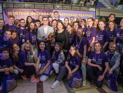 Фестиваль «Фабрика Станиславского» открылся показом спектакля «Безымянная звезда»