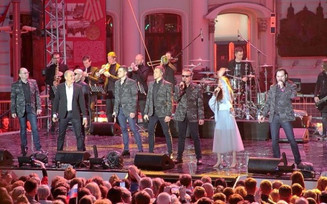 9 мая состоялось грандиозное выступление «Хора Турецкого»